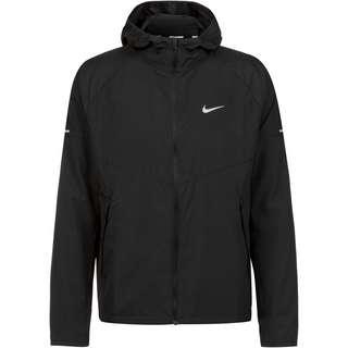 Nike RPL Miler Laufjacke Herren black-black-reflective silv