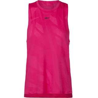 Reebok Burnout ONE SERIES Funktionstank Damen pursuit pink