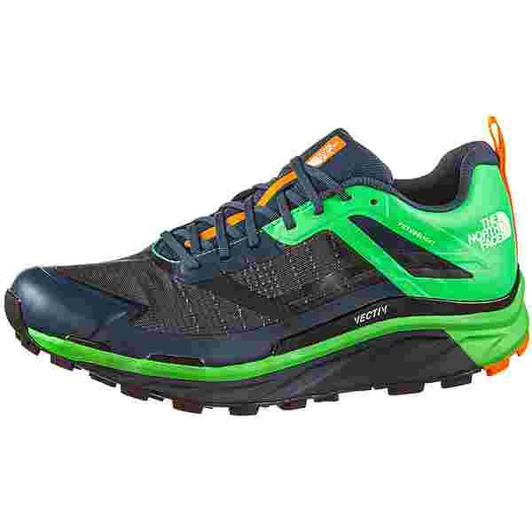 The North Face VECTIV INFINITE FUTURELIGHT Trailrunning Schuhe Herren monterey blue-chlorophyll green