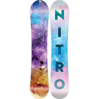 Nitro Snowboards LECTRA BRD All-Mountain Board Damen multi color