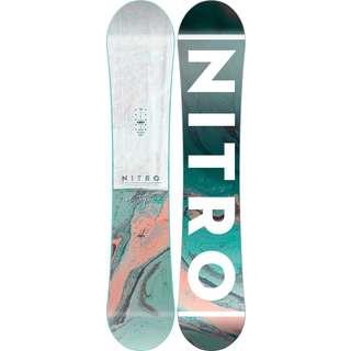 Nitro Snowboards MYSTIQUE BRD All-Mountain Board Damen multi color