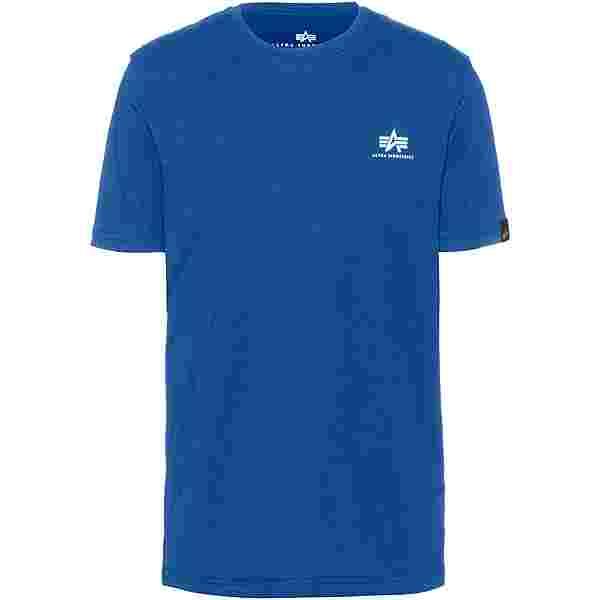 Alpha Industries T-Shirt Herren nasa blue