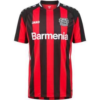 JAKO Bayer 04 Leverkusen 21-22 Heim Trikot Herren schwarz-rot