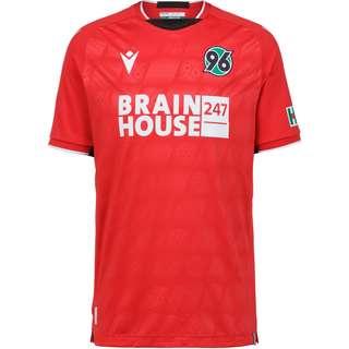 macron Hannover 96 21-22 Heim Trikot Herren rot