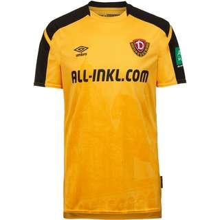 UMBRO Dynamo Dresden 21-22 Heim Trikot Herren citrus yellow-black