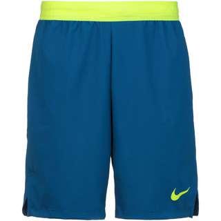 Nike Dri-Fit Flex Vent Funktionsshorts Herren court blue-volt