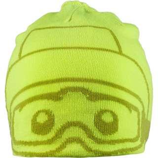 Lego Wear AZUN 723 Beanie Kinder yellow