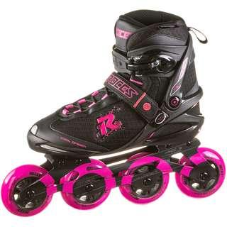 ROCES PIC W TIF Inline-Skates Damen black-fuchsia
