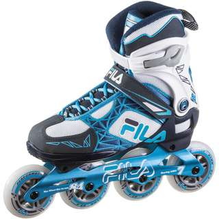 FILA LEGACY PRO 84 W Inline-Skates Damen black-white-lightblue