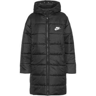 Nike NSW Parka Damen black-black-white