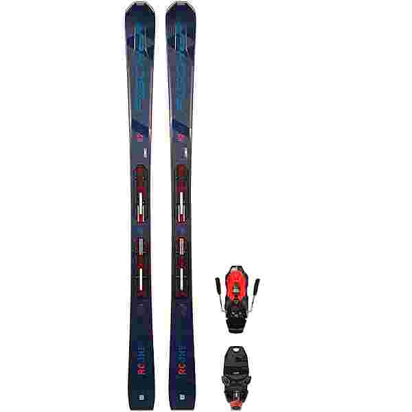 Fischer RC ONE 82 GT TPR + RSW 11 PR Race Carver blue-red