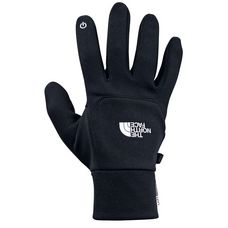 The North Face Etip Outdoorhandschuhe schwarz