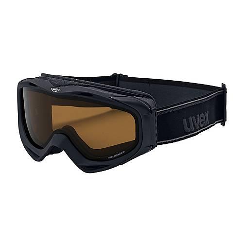 Uvex G.GL 300 Skibrille schwarz