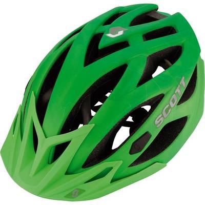 SCOTT Spunto Fahrradhelm Kinder schwarz/grün