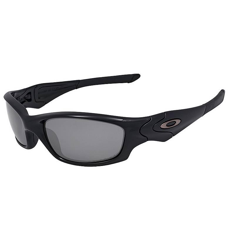 fff9de082ea Oakley Straight Jacket Sonnenbrille matte black grey polarized im ...