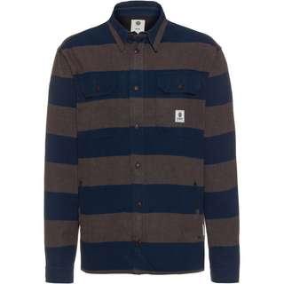 Element WENTWORTH Langarmhemd Herren stripes