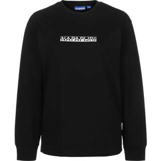 Napapijri S-Box Longshirt Damen schwarz