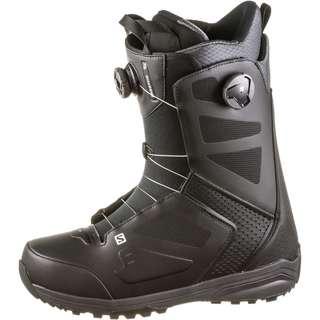 Salomon DIALOGUE DUAL BOA Snowboard Boots Herren black-black-magnet