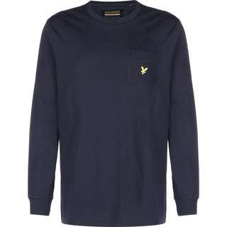 Lyle & Scott Swing Pocket T-Shirt Herren dark navy