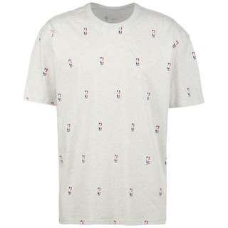 Nike Team 31 Courtside Basketball Shirt Herren beige / bunt