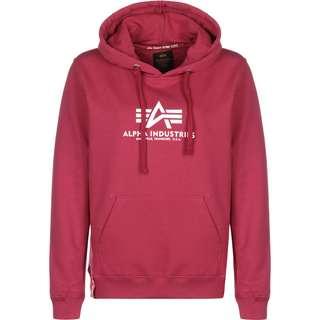Alpha Industries New Basic Hoodie Damen pink