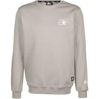 STARTER Small Logo Crew Sweatshirt Herren grau