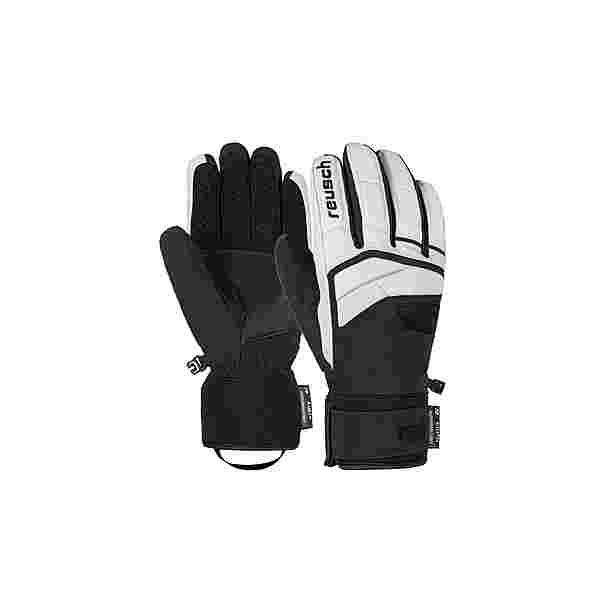 Reusch Steven R-TEX® XT Skihandschuhe 7701 black/white