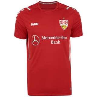 JAKO VfB Stuttgart Challenge Fanshirt Herren rot / weiß