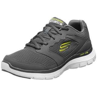 Skechers Flex Advantage 4.0 Sneaker Herren grau