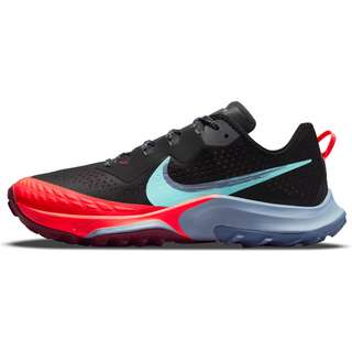 Nike Air Zoom Terra Kiger 7 Laufschuhe Herren black-dynamic turq-dark beetroot