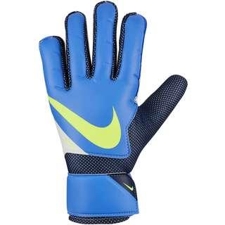 Nike Match Torwarthandschuhe Herren sapphire-blue void-volt
