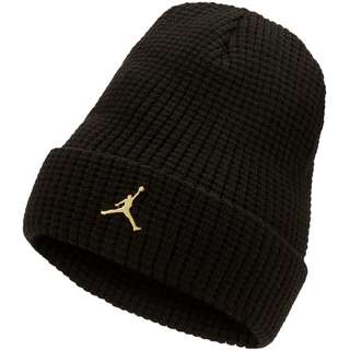 Nike Jordan Utility Beanie black-metallic gold