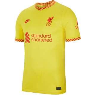 Nike FC Liverpool 21-22 3rd Trikot Herren chrome yellow-rush red