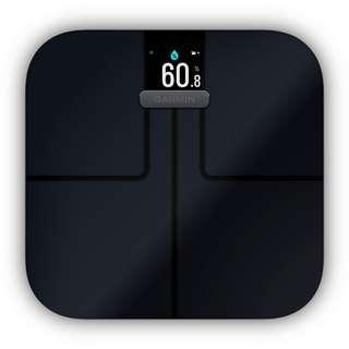 Garmin Index S2 Körperfettwaage schwarz