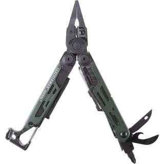 Leatherman Signal Green Topo Werkzeug green