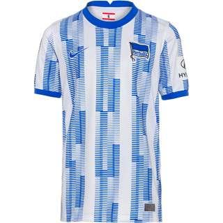 Nike Hertha BSC 21-22 Heim Trikot Kinder white-hyper royal-hyper royal