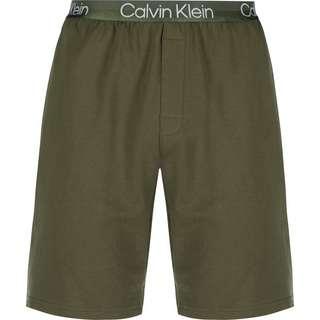 Calvin Klein Sleep Short Shorts Herren oliv