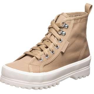 Superga 2341 Alpina Trench Sneaker Damen beige