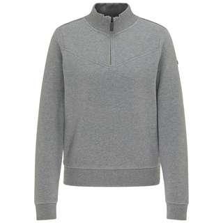 Icebound Sweatshirt Damen Grau Melange
