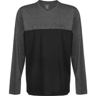 Calvin Klein Sportswear Longshirt Herren grau/meliert/schwarz