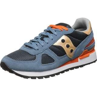 Saucony Shadow Original Sneaker blau/orange