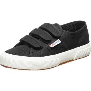 Superga 2750 Cot3Velu Sneaker Damen schwarz