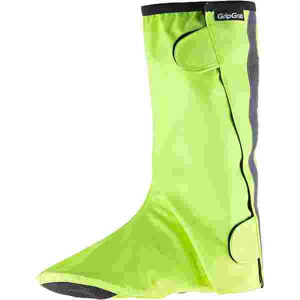 GripGrab DryFoot WP Everyday Shoe Covers 2 Überschuhe yellow hi-vis
