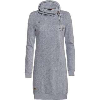 Ragwear Chloe Jerseykleid Damen light grey
