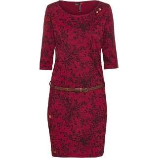 Ragwear Tanya Jerseykleid Damen wine red
