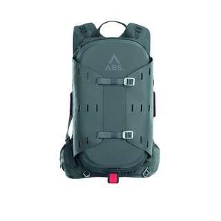 ABS A.LIGHT Base Unit S/M + Stahlkartusche Lawinenrucksack SLATE/GRAU