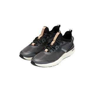 Cole Haan ZERØGRAND Overtake Sneaker Herren grey pinstripe black ivory