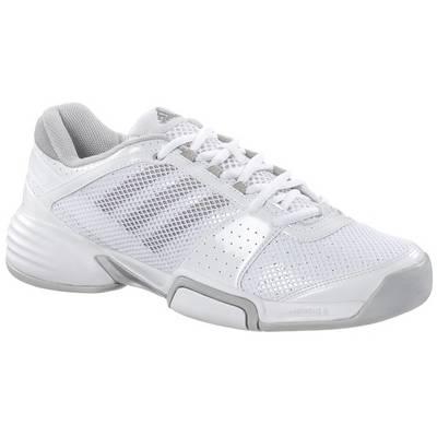 adidas Barricade Team 3 CPT Tennisschuhe Herren weiß/grau