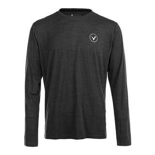 Virtus JOKER M L/S Tee Langarmshirt Herren 1001S Black