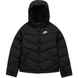 Nike Sportswear Winterjacke Kinder schwarz